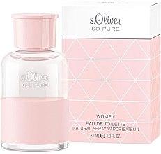 Kup S.Oliver So Pure Women - Woda toaletowa