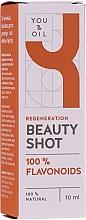 Kup Różane serum witaminowe 3 w 1 do twarzy - You & Oil Beauty Shot 04 100% Flavonoids Face Serum