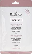 Kup Naprawcza maska w czepku na zmęczone włosy - Brelil Bio Treatment Repair Mask Tissue