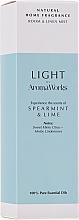 Kup Zapachowa mgiełka do domu Mięta i limonka - AromaWorks Light Range Room Mist