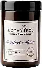 Kup Świeca zapachowa Grejpfrut i melisa - Botavikos Grapefruit & Melissa