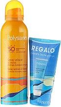 Kup Wakacyjny zestaw do ciała - Klorane Polysianes (spray 150 ml + sh/shm 75 ml)