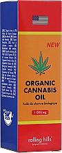 Kup PRZECENA! Organiczny olej konopny z dodatkiem kompleksu olejów - Rolling Hills Organic Cannabis Oil*