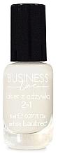 Kup Lakier z odżywką 2 w 1 do paznokci - Art de Lautrec Business Line