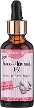 Kup Olej ze słodkich migdałów z pipetą - Nacomi Sweet Almond Oil