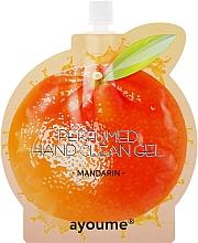 Kup Antyseptyczny krem do rąk Mandarynka - Ayoume Perfumed Hand Clean Gel Mandarin
