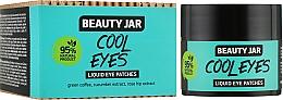 Kup Chłodzący żel pod oczy - Beauty Jar Liquid Eye Patches