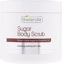 Kup Cukrowy peeling do ciała - Bielenda Professional Body Program Sugar Body Scrub