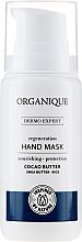 Kup Regenerująco-odżywcza maska do rąk - Organique Dermo Expert
