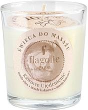 Kup Świeca do masażu w szklance Kawowe ujędrnienie - Flagolie Coffee Firming Massage Candle