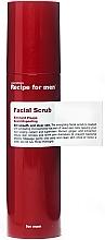 Kup Odświeżający peeling do twarzy dla mężczyzn - Recipe For Men Facial Scrub