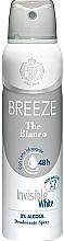 Kup Breeze Deo Spray The Bianco - Dezodorant w sprayu