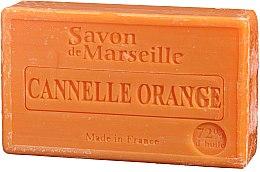 Kup Naturalne mydło w kostce Cynamon i pomarańcza - Le Chatelard 1802 Soap Orange & Cinnamon