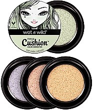 Kolorowy korektor w gąbce cushion do twarzy - Wet N Wild MegaCushion Color Corrector — фото N3