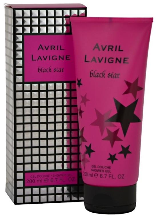Avril Lavigne Black Star - Perfumowany żel pod prysznic — фото N1