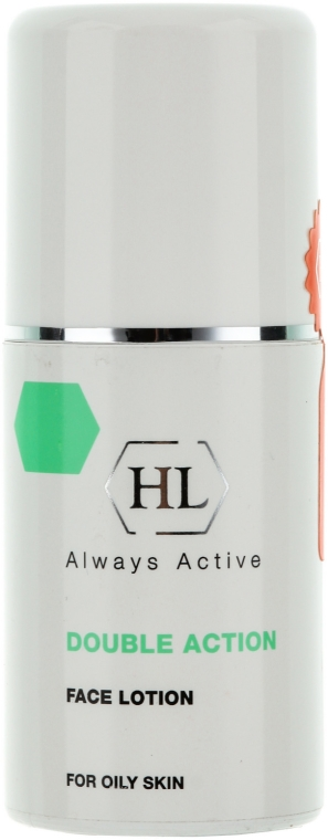 Lotion do twarzy - Holy Land Cosmetics Double Action Face Lotion — фото N1