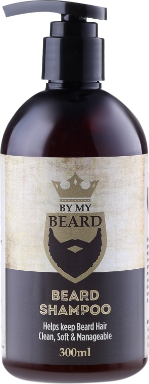 Szampon do brody - By My Beard Beard Care Shampoo — фото N1