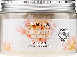 Kup Relaksująca sól do kąpieli - Organique Bloom Essence Bath Salt