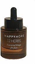 Kup Ziołowe serum do twarzy - Happymore 12 Herbs Essential Drops