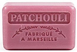 Kup Marsylskie mydło w kostce Paczula - Foufour Savonnette Marseillaise Patchouli