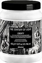 Kup Proszek rozjaśniający do włosów - Davines The Century of Light Liberty Free Hand Premium Hair Bleaching Powder