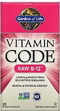 Kup Suplement diety - Garden of Life Vitamin Code RAW B-12