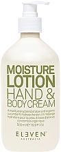 Kup Nawilżający krem do rąk i ciała - Eleven Australia Moisture Lotion Hand & Body Creme