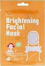 Kup Rozświetlająca maska na tkaninie do twarzy - Cettua Brightening Facial Mask