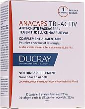 Kup Suplement diety na skórę głowy, włosy i paznokcie - Ducray AnaCaps Tri-Activ Capsule