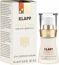 Kup Krem do skóry wokół oczu - Klapp Kiwicha Eye Contour Cream