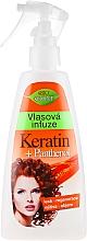 Kup Spray do włosów Keratyna i pantenol - Bione Cosmetics Keratin + Panthenol Hair Infusion