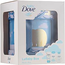 Kup PRZECENA! Zestaw - Dove Baby Rich Moisture (shmp/200ml + b/lot/200ml + cr/45g) *