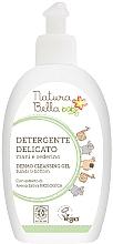 Kup Żel pod prysznic dla niemowląt z ekstraktem z owsa - Naturabella Baby Dermo Cleansing Gel