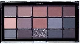 Kup Paleta cieni do powiek - MUA 15 Shade Palette