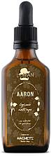 Kup Przeciwstarzeniowy balsam do włosów - BioMan Aaron Anti Age Lotion