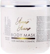 Kup Maska do ciała Ylang-ylang - Sezmar Collection Professional Body Mask Ylang Ylang