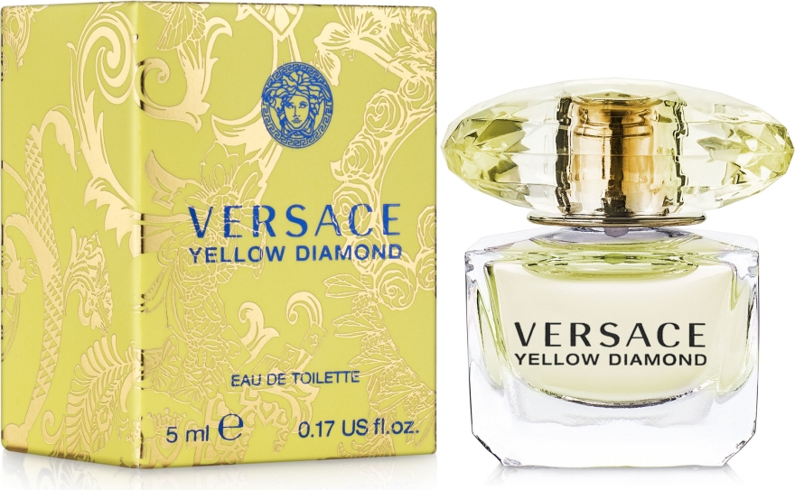 Versace Yellow Diamond - Woda toaletowa (mini)