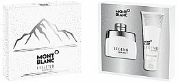 Kup Montblanc Legend Spirit - Zestaw (edt 50 ml + sh/gel 100 ml)