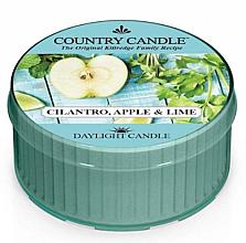 Kup Świeca zapachowa - Kringle Candle Cilantro, Apple & Lime