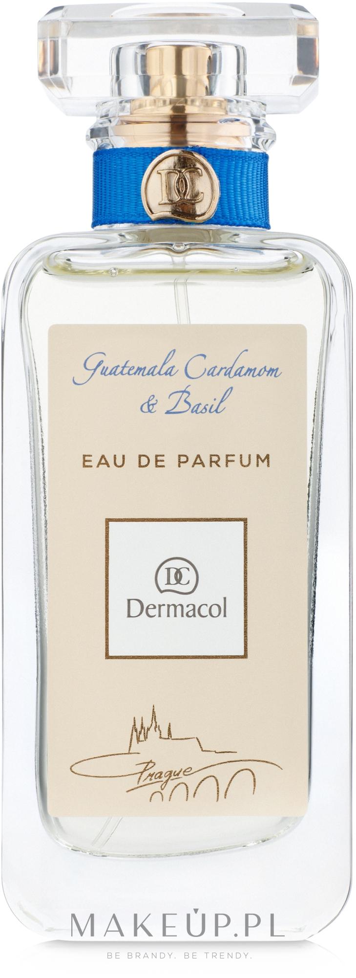 dermacol guatemala cardamom & basil