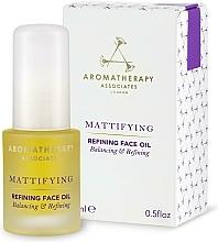 Kup Matujący olejek do mycia twarzy - Aromatherapy Associates Mattifying Refining Face Oil