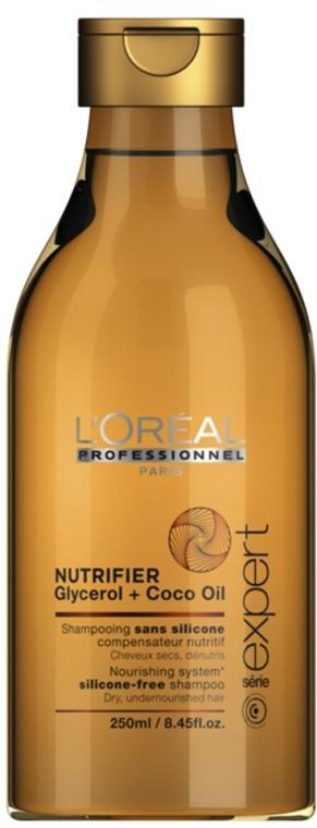 Odżywczy szampon do włosów - L'Oreal Professionnel Série Expert Nutrifier Shampoo