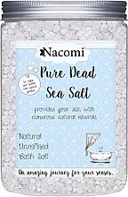 Kup Czysta sól z Morza Martwego do kąpieli - Nacomi Pure Dead Sea Salt