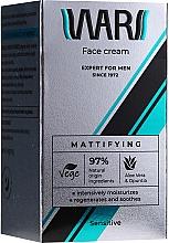 Kup Matujący krem do twarzy dla mężczyzn - Wars Expert For Men