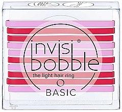 Kup Zestaw gumek do włosów - Invisibobble Basic Jelly Twist