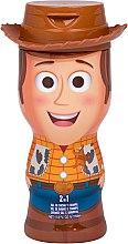 Kup Żel pod prysznic i szampon 2 w 1 dla dzieci - Disney Toy Story 4 Woody Shower Gel & Shampoo