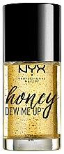 Kup Miodowa baza pod makijaż - NYX Professional Makeup Honey Dew Me Up Primer