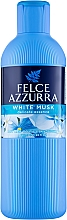 Kup Żel pod prysznic i płyn do kąpieli Białe piżmo - Felce Azzurra White Musk Shower Gel And Bath Foam