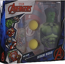 Kup Marvel The Avengers - Zestaw (edt 90 ml + sh/gel 350 ml + toys)