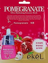 Kup Rewitalizująca maska w płachcie z ekstraktem z granatu - Ekel Pomegranate Ultra Hydrating Essence Mask
